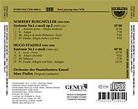 Burgmüller:Sinfonie 1 - Produktdetailbild 1