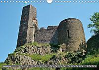 Burgromantik Burgen und Schlösser in Deutschland (Wandkalender 2019 DIN A4 quer) - Produktdetailbild 1