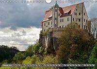 Burgromantik Burgen und Schlösser in Deutschland (Wandkalender 2019 DIN A4 quer) - Produktdetailbild 2