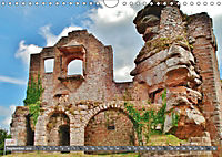 Burgromantik Burgen und Schlösser in Deutschland (Wandkalender 2019 DIN A4 quer) - Produktdetailbild 9