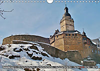 Burgromantik Burgen und Schlösser in Deutschland (Wandkalender 2019 DIN A4 quer) - Produktdetailbild 12