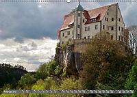 Burgromantik Burgen und Schlösser in Deutschland (Wandkalender 2019 DIN A2 quer) - Produktdetailbild 2