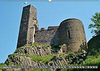 Burgromantik Burgen und Schlösser in Deutschland (Wandkalender 2019 DIN A2 quer) - Produktdetailbild 1