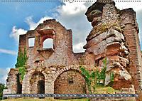 Burgromantik Burgen und Schlösser in Deutschland (Wandkalender 2019 DIN A2 quer) - Produktdetailbild 9