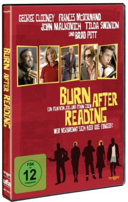 Burn After Reading, Burn After Reading