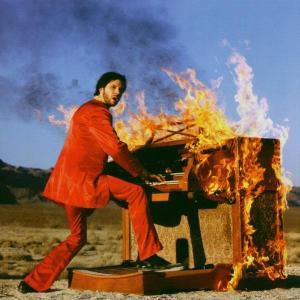 Burning Organ, Paul Gilbert