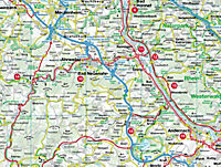 Busche Erlebniskarte Rhein-Main / Eifel - Produktdetailbild 1