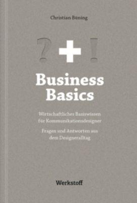 Business Basics, Christian Büning