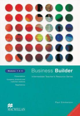 Business Builder: Modules 7, 8, 9, Paul Emmerson