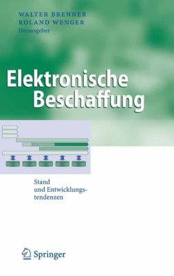 Business Engineering: Elektronische Beschaffung