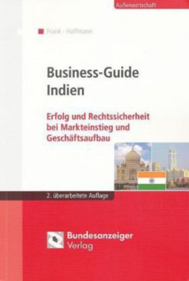 Business-Guide Indien, Cosima Klinger-Paul