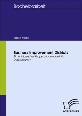 Business Improvement Districts, Saskia Müller