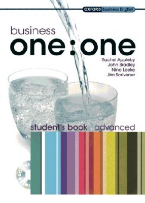 Business one:one: Advanced, Student's Book and CD-ROM