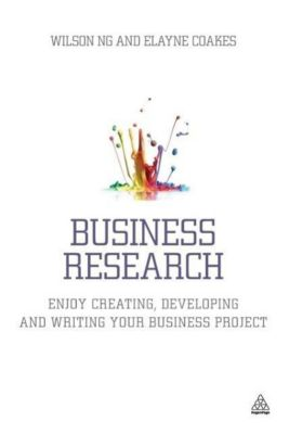 Business Research, Wilson Ng, Elayne Coakes