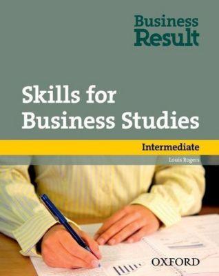 Business Result: Skills for Business Studies: Intermediate