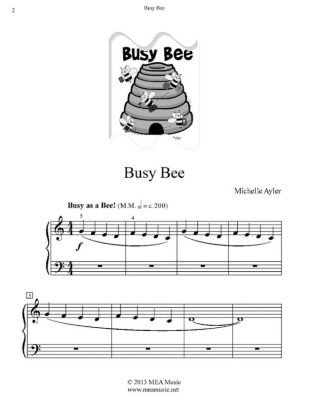 Busy Bee, Michelle Ayler