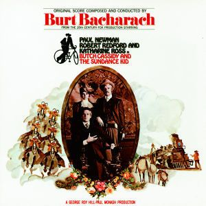 Butch Cassidy & The Sundance Kid, Ost, Burt Bacharach