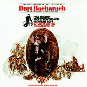 Butch Cassidy & The Sundance Kid, Ost, Burt Bacharach