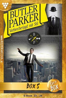 Butler Parker Box: Butler Parker Jubiläumsbox 5 – Kriminalroman, Günter Dönges