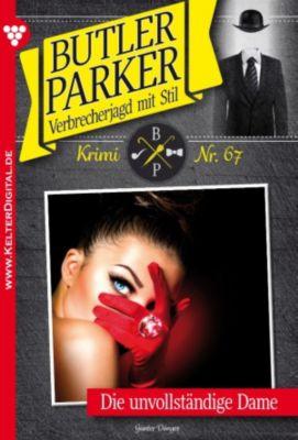 Butler Parker: Butler Parker 67 - Kriminalroman, Günter Dönges