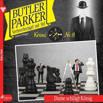 Butler Parker: Butler Parker, 8: Dame schlägt König (Ungekürzt), Günter Dönges
