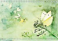 BUTTERFLY - flying high, Schmetterlinge (Tischkalender 2019 DIN A5 quer) - Produktdetailbild 3