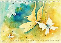 BUTTERFLY - flying high, Schmetterlinge (Tischkalender 2019 DIN A5 quer) - Produktdetailbild 4