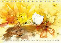 BUTTERFLY - flying high, Schmetterlinge (Tischkalender 2019 DIN A5 quer) - Produktdetailbild 7