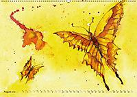 BUTTERFLY - flying high, Schmetterlinge (Wandkalender 2019 DIN A2 quer) - Produktdetailbild 8
