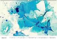 BUTTERFLY - flying high, Schmetterlinge (Wandkalender 2019 DIN A2 quer) - Produktdetailbild 1