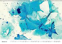 BUTTERFLY - flying high, Schmetterlinge (Wandkalender 2019 DIN A3 quer) - Produktdetailbild 1