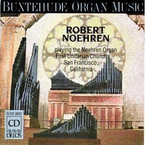 Buxtehude/Orgelmusik, Robert Noehren