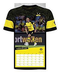BVB-Trikot-Kalender 2019 - Produktdetailbild 10