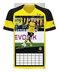BVB-Trikot-Kalender 2019 - Produktdetailbild 11