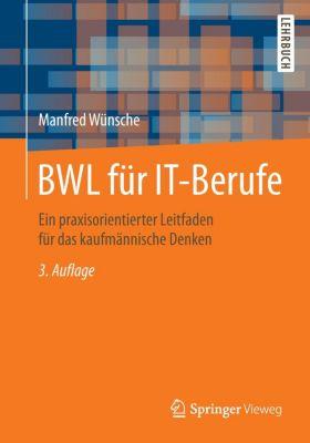 BWL für IT-Berufe, Manfred Wünsche