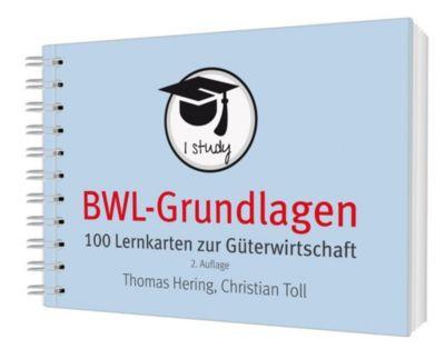BWL-Grundlagen 1, Thomas Hering, Christian Toll