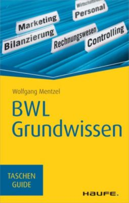 BWL Grundwissen, Wolfgang Mentzel