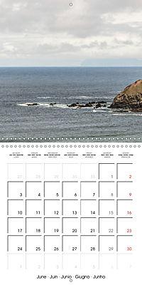 By yon bonnie banks Scotland's Coastlines (Wall Calendar 2019 300 × 300 mm Square) - Produktdetailbild 6