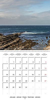 By yon bonnie banks Scotland's Coastlines (Wall Calendar 2019 300 × 300 mm Square) - Produktdetailbild 1
