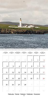 By yon bonnie banks Scotland's Coastlines (Wall Calendar 2019 300 × 300 mm Square) - Produktdetailbild 2