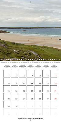 By yon bonnie banks Scotland's Coastlines (Wall Calendar 2019 300 × 300 mm Square) - Produktdetailbild 4
