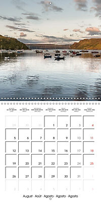 By yon bonnie banks Scotland's Coastlines (Wall Calendar 2019 300 × 300 mm Square) - Produktdetailbild 8