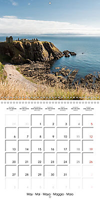 By yon bonnie banks Scotland's Coastlines (Wall Calendar 2019 300 × 300 mm Square) - Produktdetailbild 5