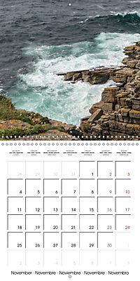 By yon bonnie banks Scotland's Coastlines (Wall Calendar 2019 300 × 300 mm Square) - Produktdetailbild 11