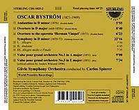 Bystrom Orchesterwerke - Produktdetailbild 1
