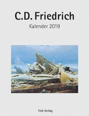 C. D. Friedrich 2019, Caspar D. Friedrich