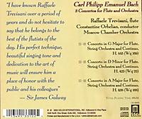 C.P.E.Bach:Flötenkonzerte - Produktdetailbild 1