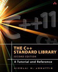 C++ Standard Library, Nicolai M. Josuttis