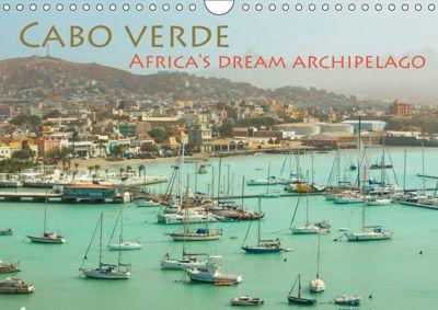 Cabo Verde - Africa's Dream Archipelago (Wall Calendar 2019 DIN A4 Landscape), © Elke Karin Bloch