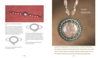 Cabochons mit Perlen einfassen - Jamie C. Eakin pdf epub